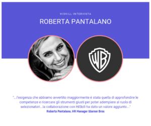 HiSkill Intervista Roberta Pantalano