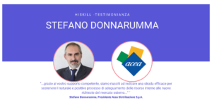 HiSkill Testimonianza Stefano Donnarumma